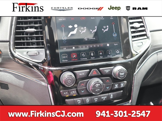 Certified Pre-Owned 2020 Jeep Grand Cherokee Limited