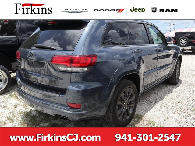 Certified Pre-Owned 2019 Jeep Grand Cherokee High Altitude