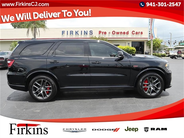 Certified Pre-Owned 2019 Dodge Durango SRT