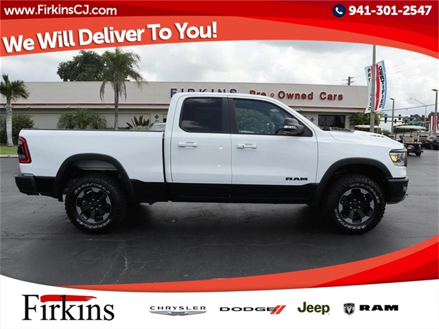 Certified Pre-Owned 2020 Ram 1500 Rebel