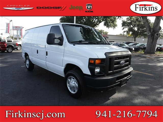 Pre-Owned 2014 Ford E-150 Commercial