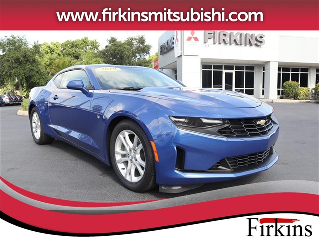 Pre-Owned 2019 Chevrolet Camaro 1LS