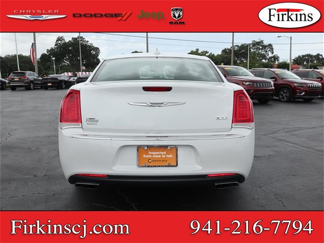 Certified Pre-Owned 2015 Chrysler 300 Limited