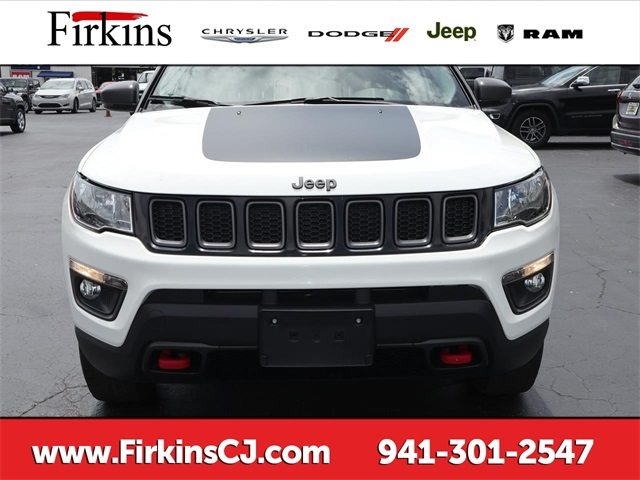 Certified Pre-Owned 2019 Jeep Compass Trailhawk