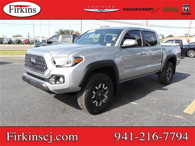 Pre-Owned 2019 Toyota Tacoma TRD Offroad