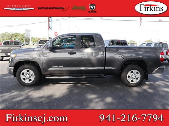 Pre-Owned 2019 Toyota Tundra SR5