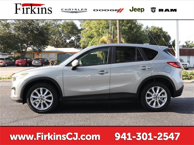 Pre-Owned 2014 Mazda CX-5 Grand Touring FWD