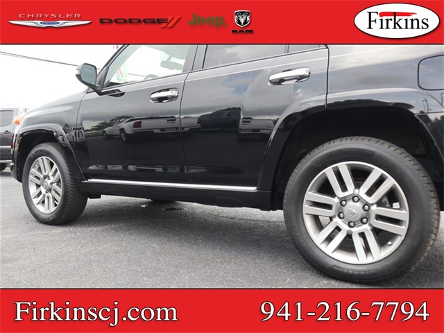 Pre-Owned 2013 Toyota 4Runner Limited