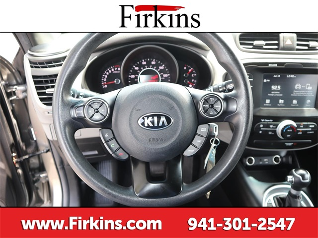 Pre-Owned 2019 Kia Soul Plus