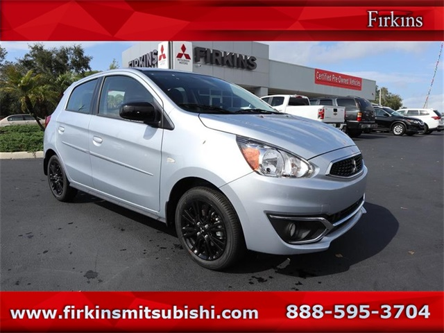 New 2019 Mitsubishi Mirage LE