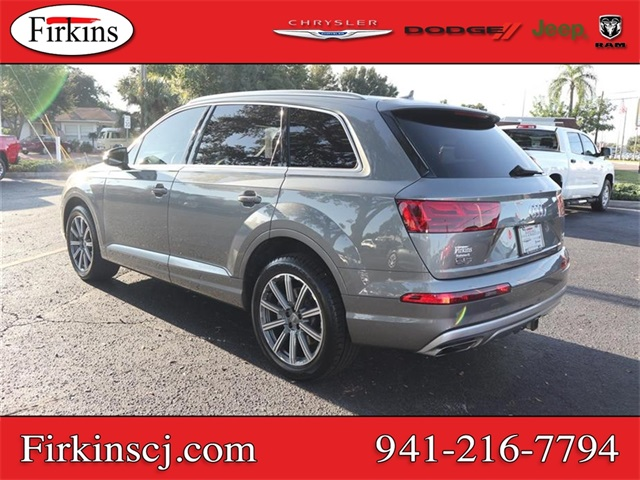 Pre-Owned 2018 Audi Q7