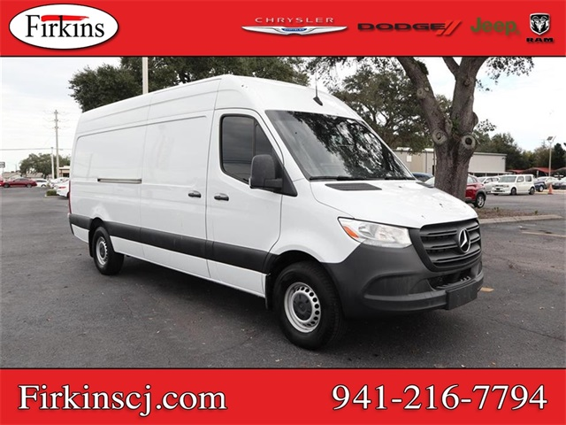 Pre-Owned 2019 Mercedes-Benz Sprinter 3500 Cargo 170 WB