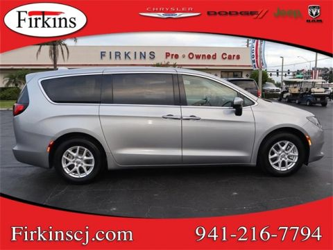 Certified Pre-Owned 2019 Chrysler Pacifica LX